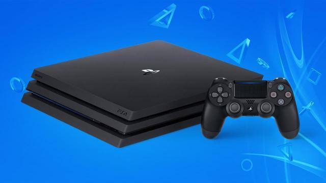 PS4 hard drive broken