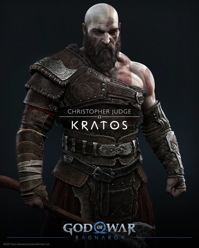 Here's a Full Look at Thor in God of War: Ragnarok