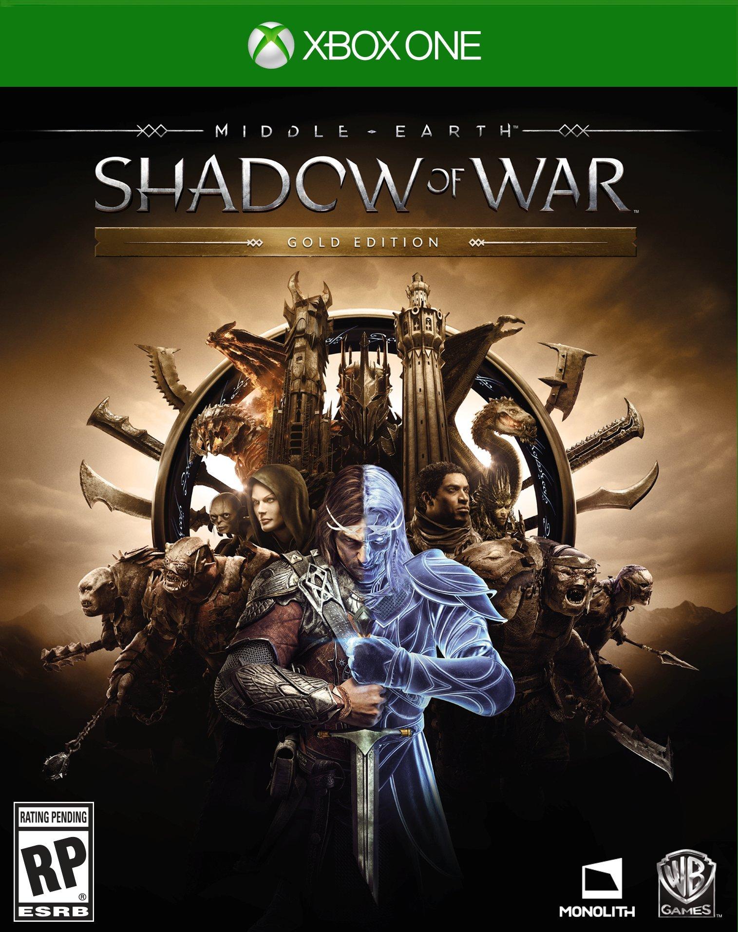 Shadow Of Mordor 2 : shadow, mordor, Middle-earth:, Shadow