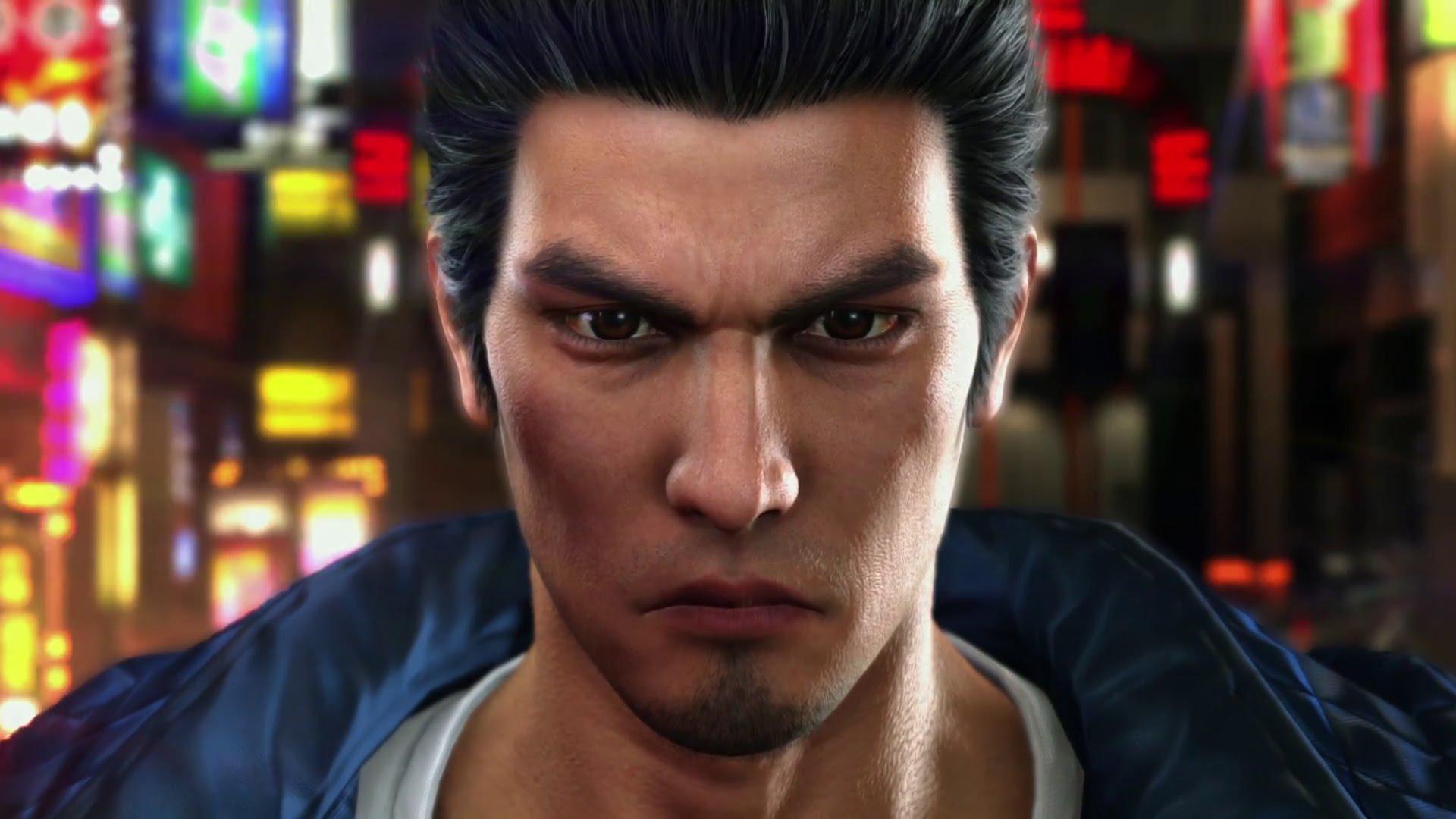 Image result for yakuza 6