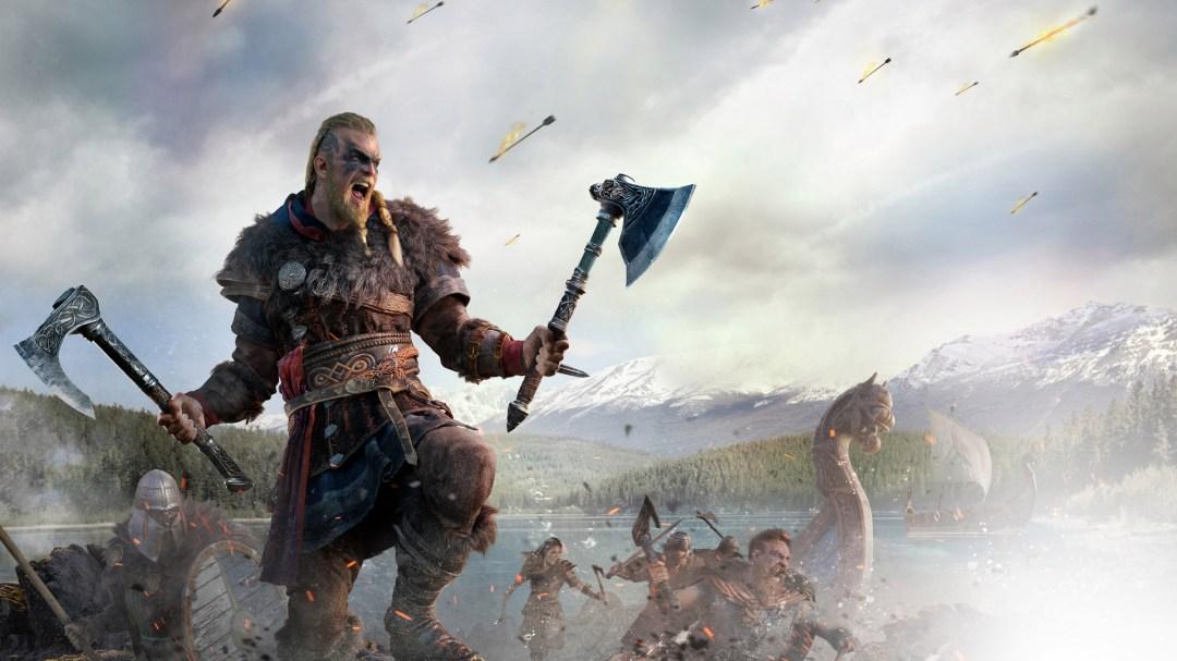 Valhalla se convierte en el lanzamiento más grande de Assassin's Creed