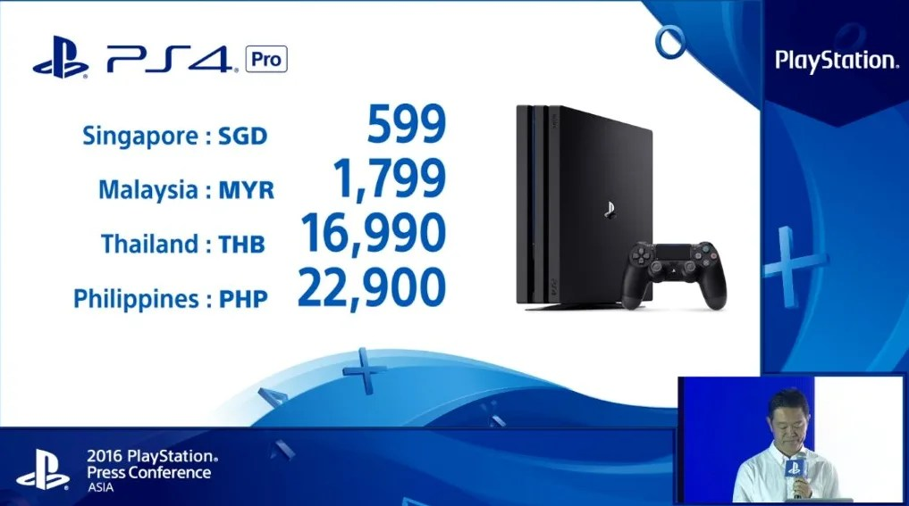 PlayStation 4 Gets Price Cut as Sony Reveals Prices for PS4 Pro & PS4 Slim