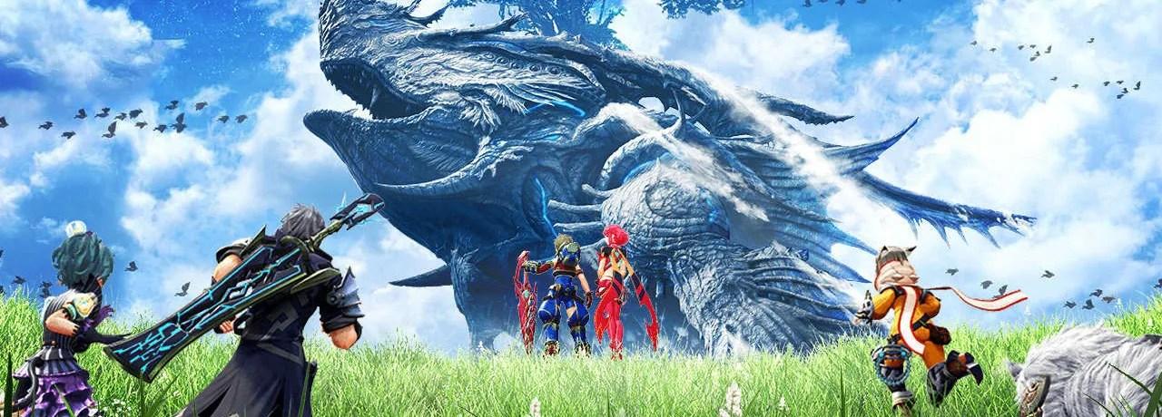 E3 2018:《異度神劍2》劇情DLC將于9月發售