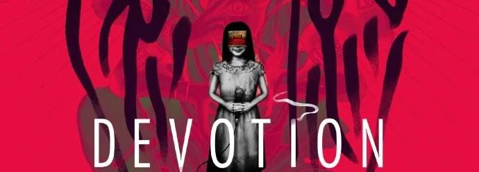 赤燭游戲發布全新作品《還愿 DEVOTION》