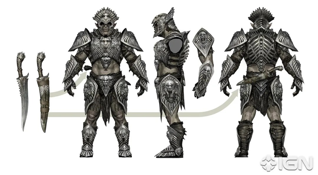 Slideshow: Shadow of War Orc Tribes Concept Art