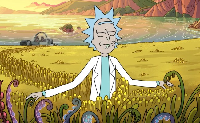 Rick And Morty Season 4 Episode 2 The Old Man And The
