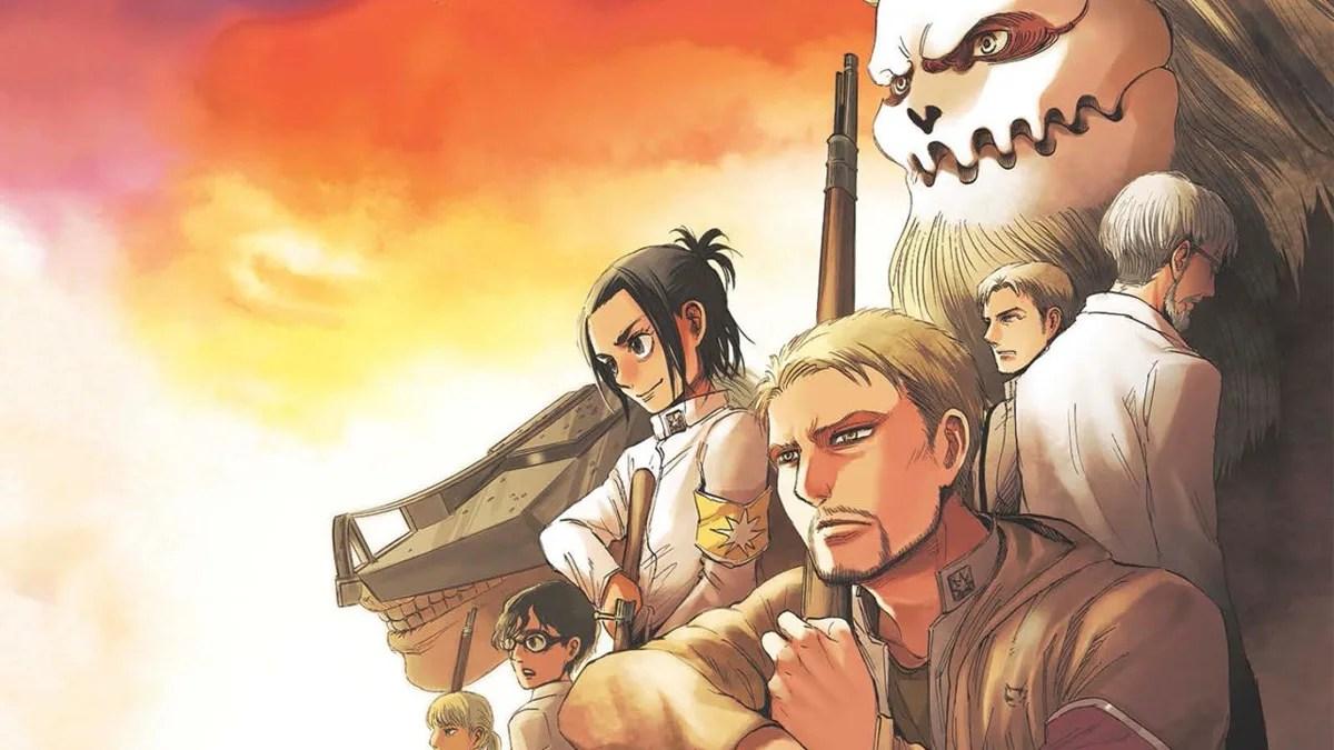 While it's fluid, clean and well draw. Quien Es Gabi Shingeki No Kyojin - Dowload Anime Wallpaper HD