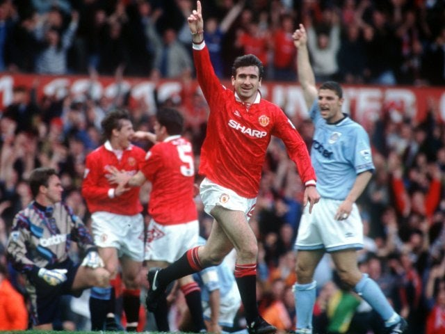 Han avslutade karriären i manchester. On This Day Manchester United Sign Eric Cantona Sports