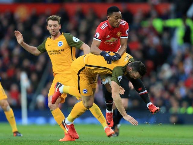 Preview Man Utd Vs Brighton Prediction Team News