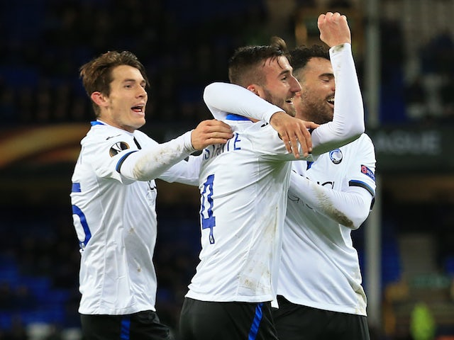 Result Everton Embarrassed At Home To Atalanta Bc In