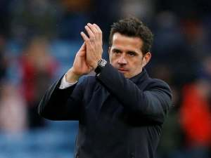 Marco Silva in charge of Everton on October 5, 2018