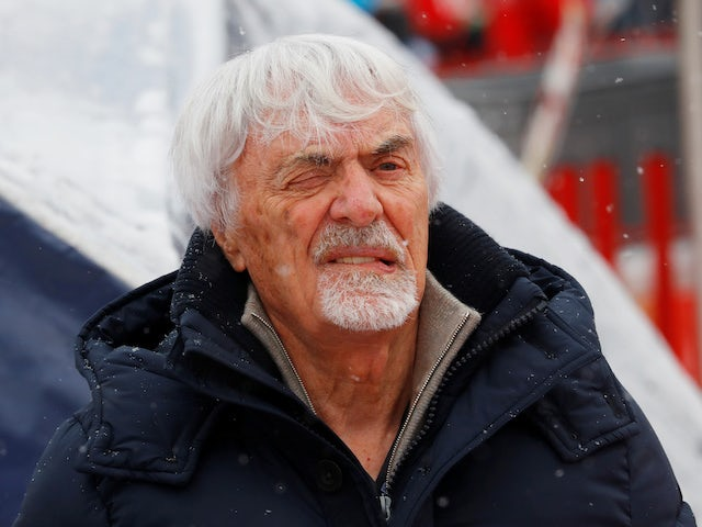 Bernie Ecclestone Hits Out At Failure Over 1000th F1