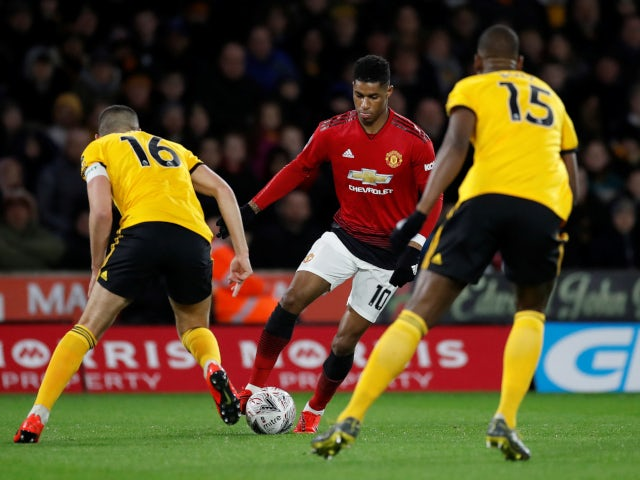 Preview Wolves Vs Man United Prediction Team News