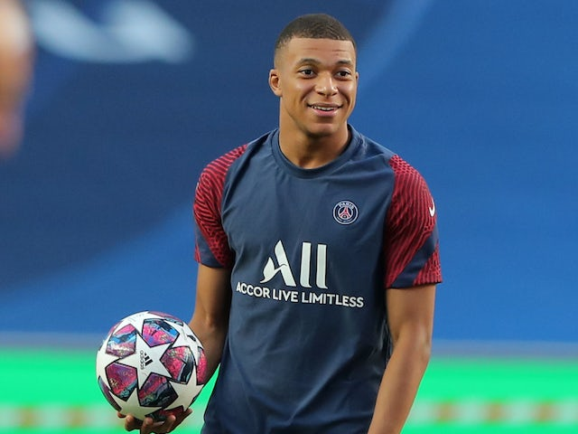 Kylian Mbappe fires warning to Edinson Cavani ahead of PSG vs. Man United  clash - Sports Mole