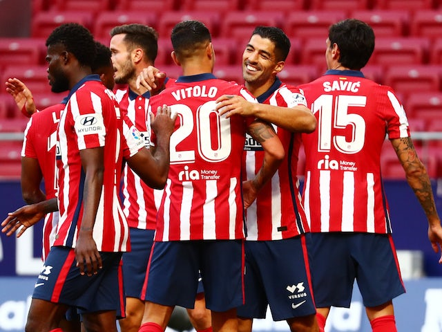 Preview: Huesca vs. Atletico Madrid - prediction, team news, lineups -  Sports Mole