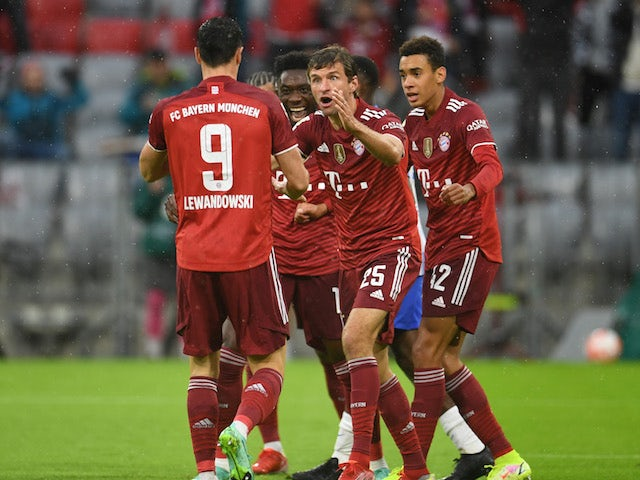 How Bayern Munich could line up against Barcelona