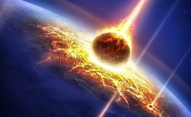 Asteroid Similar To The One That Killed Dinosaurs Expected