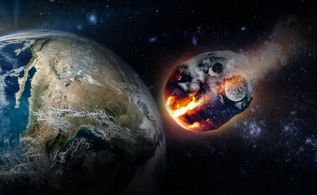 Giant Asteroid 2019 On Just Passed Our Earth And We Didn