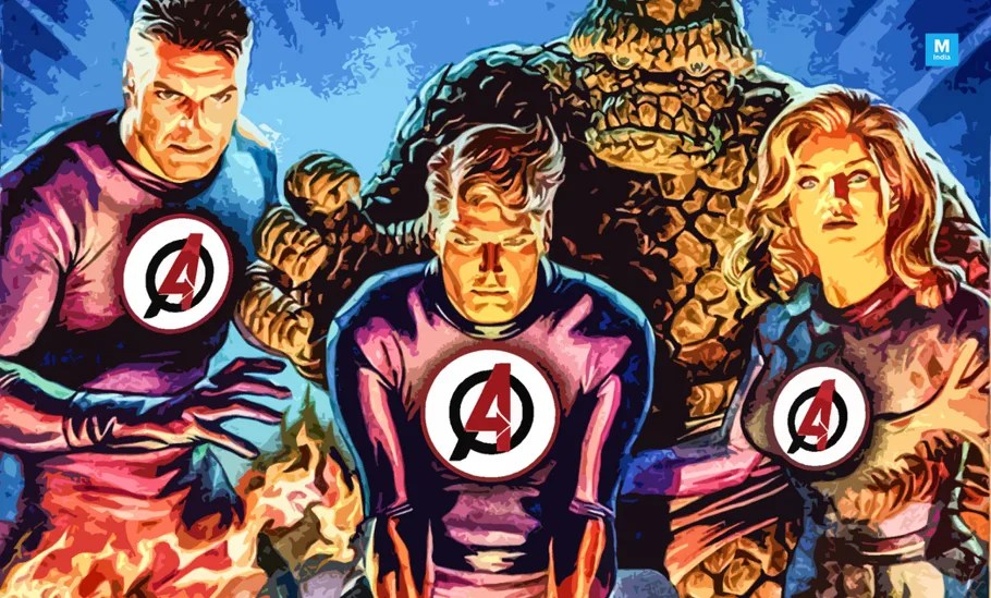 the fantastic four is