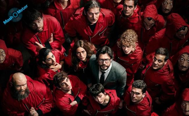 Money Heist Season 4 Premier Review The Professor Plans