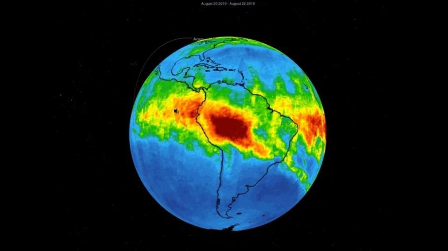 nasa releases infrared data