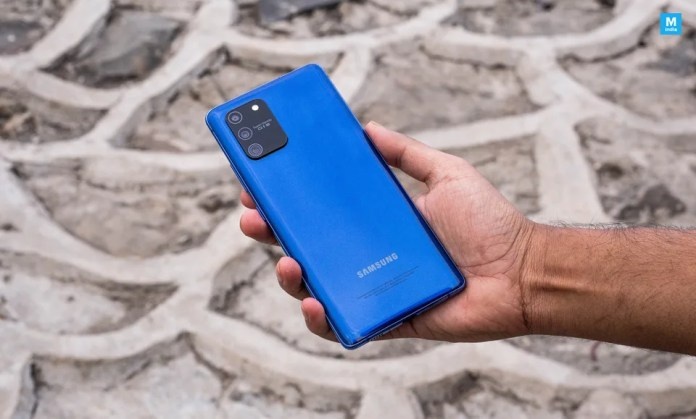 Samsung Galaxy S10 Lite Review Oneplus Has Serious Competition And It S Not From A Chinese Counterpart