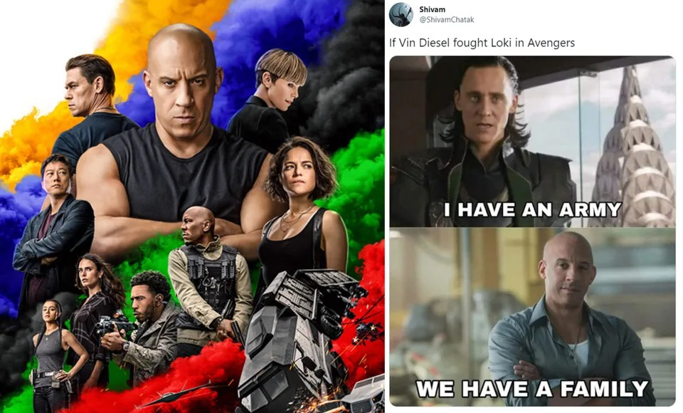 photo Vin Diesel Family https in mashable com entertainment 23356 not just family vin diesel also got hilarious memes and its a laugh riot