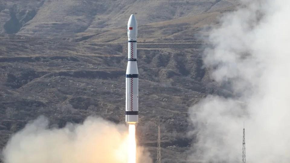 La Cina ha lanciato il primo satellite con tecnologia 6G