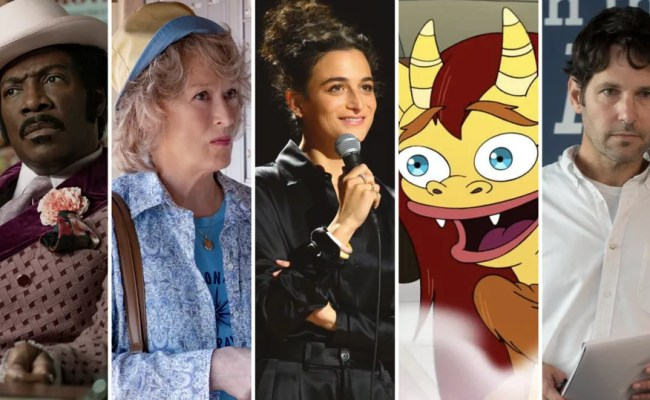Everything Coming To Netflix In October 2019 Entertainment