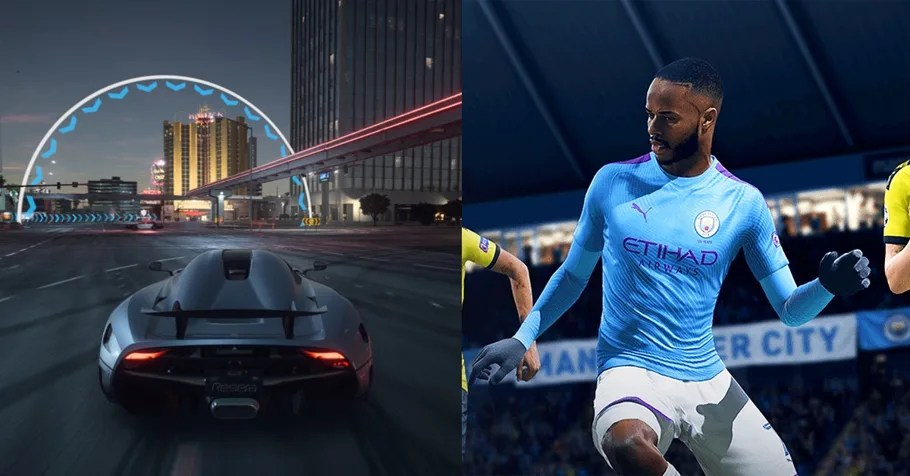 electronic arts is looking