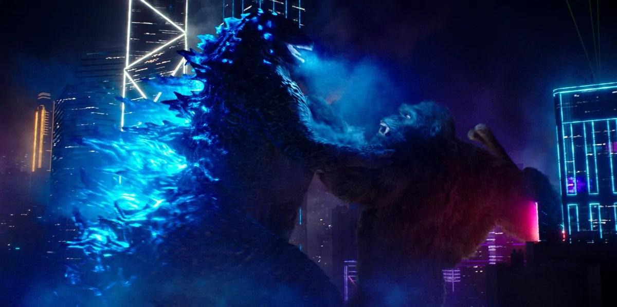 'Godzilla vs. Kong' is indeed a movie about Godzilla fighting Kong - Entertainment