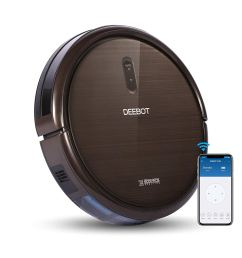 even if you hate cleaning shelling out several hundred dollars for a robot vacuum can seem a little extravagant but at 229 the ecovacs deebot n79s is  [ 1500 x 1500 Pixel ]