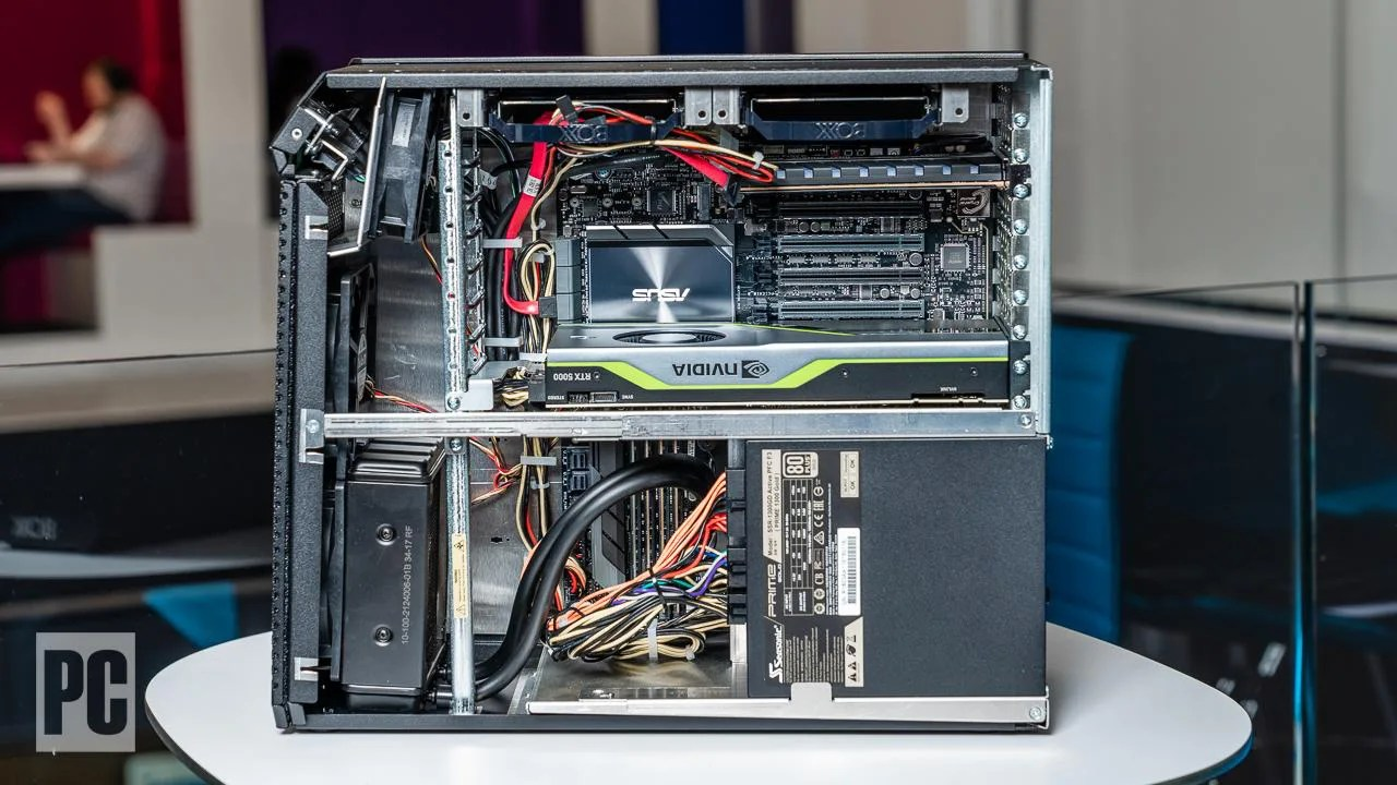 Intel Xeon W-2295 - Review 2020 - PCMag UK