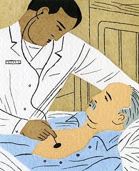 The healing hand  2010 SUMMER  Stanford Medicine