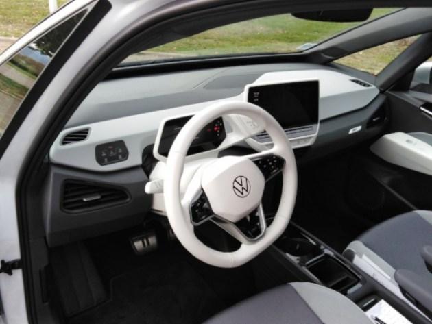 Habitâcle VW ID.3