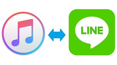 iTunesデータ移行画像
