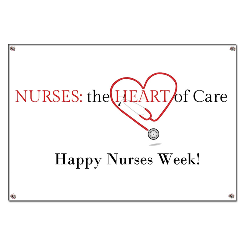 nurses week banner Gallery