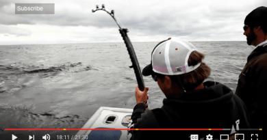 Så VILDT er tun-fiskeri med stang !