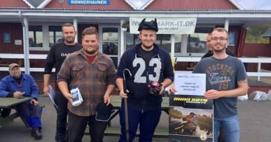 Tilmelding til NJSK Fladfiskekonkurrence 2017 er åben – historisk stor tilslutning