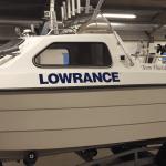 Frisk båden op med flot folie