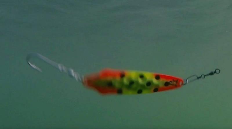 10 stk. trolling-agn underwater