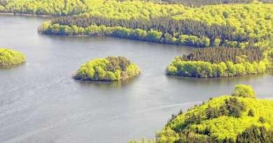 Masser af dybdekort til Silkeborg-søerne