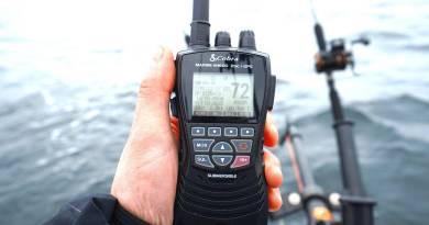 Cobra HH600E VHF – håndholdt sikkerhed