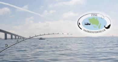 Nye fordele ved medlemskab i Fyns Småbådsfiskeklub