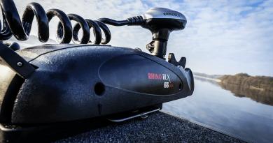 Rhino frontmonteret elmotor