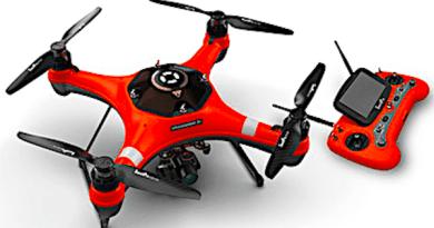 Oplev vandtætte droner på Boat Show