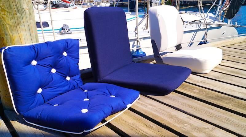 Siddekomfort i båden