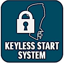 Tyverisikring så din motor kun kan startes når din elektroniske nøgle er i nærheden