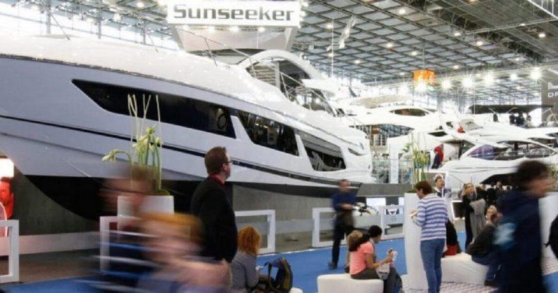 Succesfuld bådudstilling i Dusseldorf