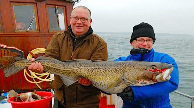 Langelandsbæltet netop nu – torsk op til 18,1 kg